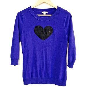 New York & Co SweetHeart Sweater